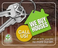 We BUY, REPAIR, RENT TO OWN, and SELL HOMES in the Clarksville, TN (Montgomery County) Fort Camp... in Fort Campbell, Kentucky