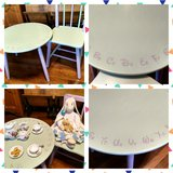 Child's Table and Chair in Lockport, Illinois