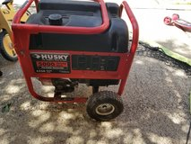 Generator - Husky 5000w w/ Subaru engine in Kingwood, Texas