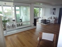 10 min to Panzer! Fully furnished- sunny 3 BR penthouse at Steinenbronn! in Stuttgart, GE