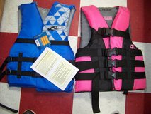 Life Jackets in Fort Polk, Louisiana