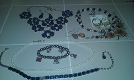 Asst. Costume jewelry in Cherry Point, North Carolina