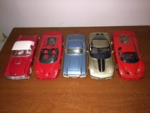 1/18th Scale Models - Good Condition in Ansbach, Germany