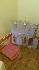 Play castle in Lockport, Illinois