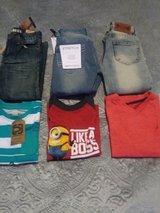 3 outfits boys size 4 nwt in Fort Lewis, Washington