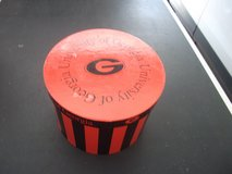 GO DAWGS Hat Box in Warner Robins, Georgia