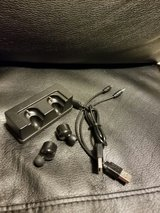 In Ear Bluetooth Headphones with Microphone and USB Power Bank Charger in Schaumburg, Illinois