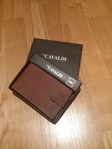 Brown Leather Wallet in Bolingbrook, Illinois