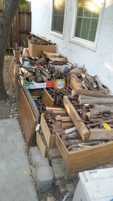 firewood in Vacaville, California