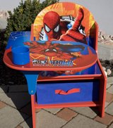Spider Man Desk in Ramstein, Germany