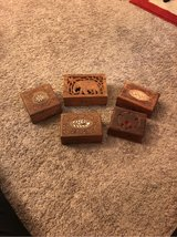 hand crafted boxes / made in India in Vacaville, California