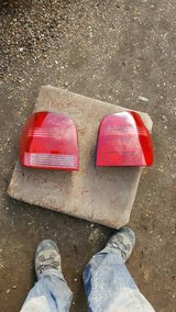 Vw polo rear lights in Lakenheath, UK