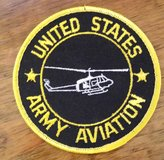 Patch US Army Aviation in 29 Palms, California