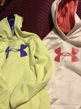 youth Medium/Large UA hoodies in Belleville, Illinois