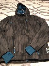 womens Large UA jacket/coat NEW in St. Louis, Missouri