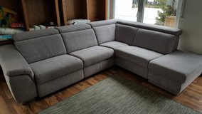 L-Shaped Reclining Sofa with Storage in Stuttgart, GE