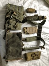 Military Chest Rig w/ Pouches in Ramstein, Germany