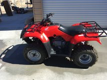 Atv Honda Recon 250 Quad in Barstow, California