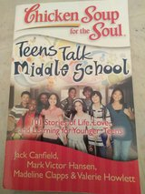 Chicken Soup For The Soul Teens Talk Middle School in Fort Bragg, North Carolina