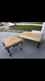 Coffee table and matching end table in Temecula, California