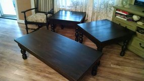 Coffee table/2 side tables in Kingwood, Texas