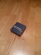 Netgear Ethernet Switch- No Power Cord in Westmont, Illinois