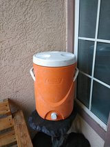 Coleman 5 gallon beverage cooler in Vacaville, California
