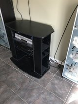 TV stand with DVD storage in Joliet, Illinois