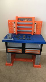 Kids Play Workbench Toy Tools in Lockport, Illinois
