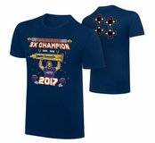 WWE Seth Rollins 3x's Champion T-Shirt - NEW in Camp Lejeune, North Carolina