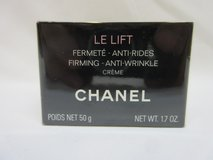 FOR SALE CHANEL AUTHENTIC creme, sealed. Brand new. in Westmont, Illinois