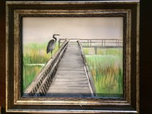 Painting in Beaufort, South Carolina