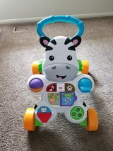 Fisher-Price Learn with Me Zebra Walker in Fort Irwin, California