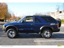 2000 Chevy blazer 4wd in Travis AFB, California