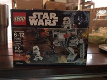 Lego Star Wars Imperial Trooper Battle Pk, Building Toys w Stormtrooper Vehicles in Kingwood, Texas
