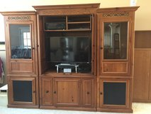 Entertainment Center Just lowered $ again to $200! in Batavia, Illinois