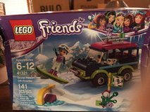 LEGO FRIENDS 41321 SNOW RESORT OFF-ROADER 141 PIECES INCLUDED     NEW in Kingwood, Texas
