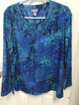 Beautiful Chico's Blouse - Size 1 in The Woodlands, Texas