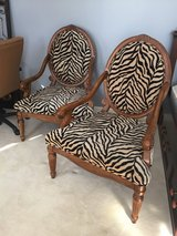 Decorative Chairs. Just lowered price AGAIN from $200 to $160! in Batavia, Illinois