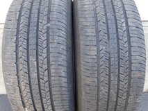 2 - Used 265/65R18 Goodyear Assurance Tires in New Lenox, Illinois