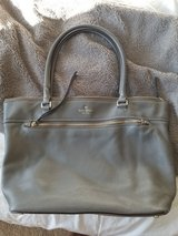 Kate spade leather gray in Naperville, Illinois