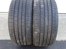 2 - Used 245/40R19 Goodyear Tires in New Lenox, Illinois