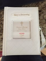 Baby's Christening Photo Album in Batavia, Illinois