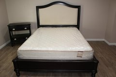 Queen Bed and Nightstand from Star Furniture (Including Mattress) in Spring, Texas