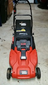 Get Ready For Spring!  Cordless Mulching Rear Bag Mower in Westmont, Illinois