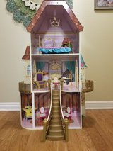 Belle Dollhouse in Camp Pendleton, California
