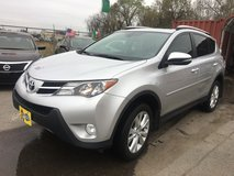 2015 Toyota RAV4 (((Limited))) in Bellaire, Texas