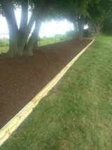 Landscaping, tree service, patios and mulch in Sugar Grove, Illinois