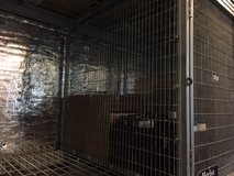 STEEL FRAMES – DIVIDERS – WIRE MESH DECK – WINE STORAGE in San Diego, California