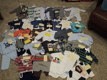 Boys size 6-9 month huge lot! in Lockport, Illinois